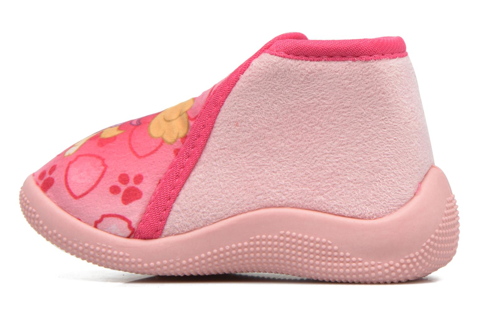 Slippers Pat Patrouille Sita Pink front view