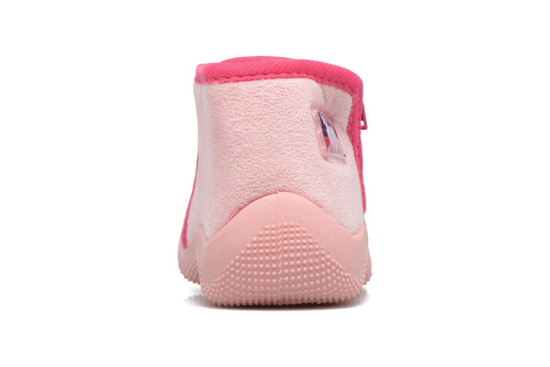Pantoffels Pat Patrouille Sita Roze rechts