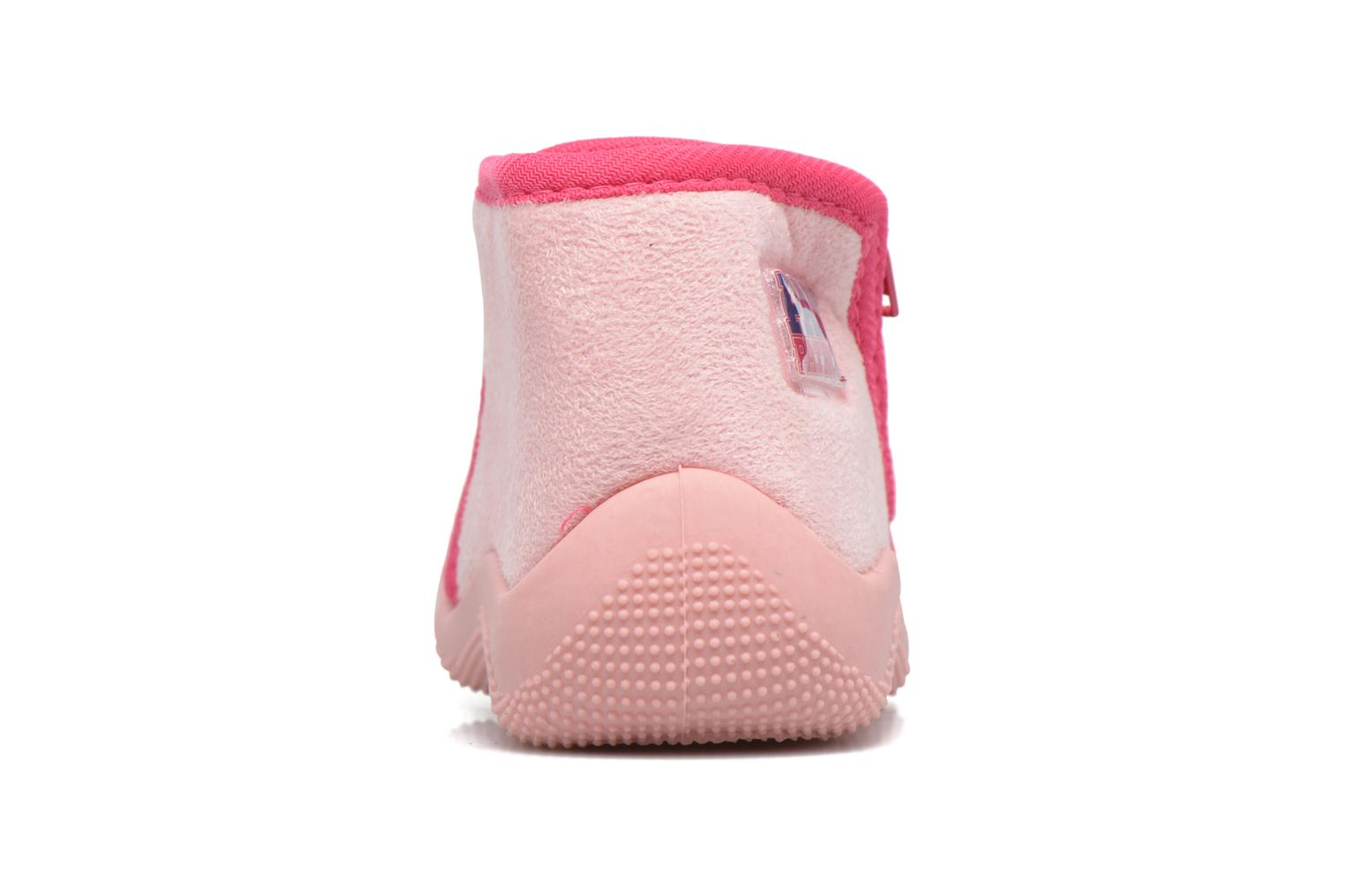 Slippers Pat Patrouille Sita Pink view from the right