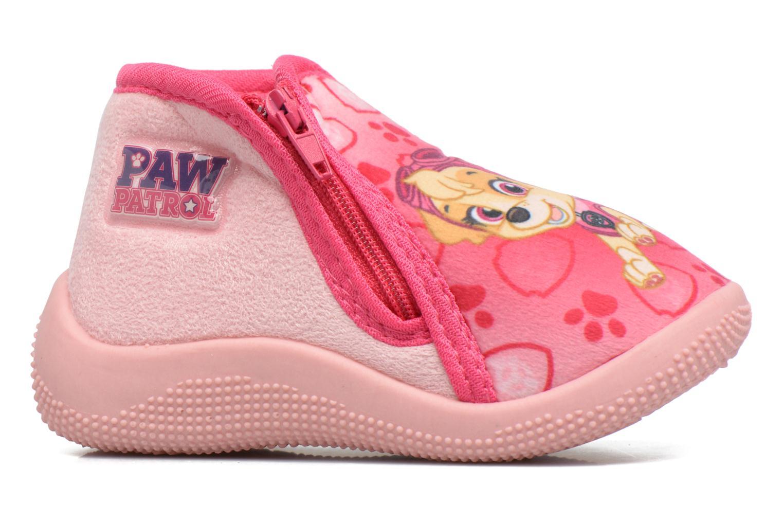 Slippers Pat Patrouille Sita Pink back view