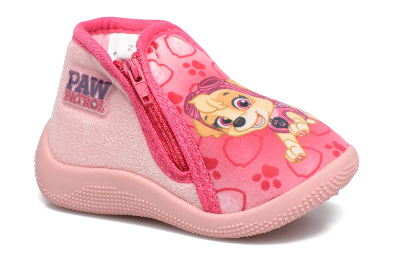 Pantoffels Pat Patrouille Sita Roze detail