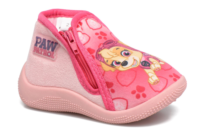 Slippers Pat Patrouille Sita Pink detailed view/ Pair view