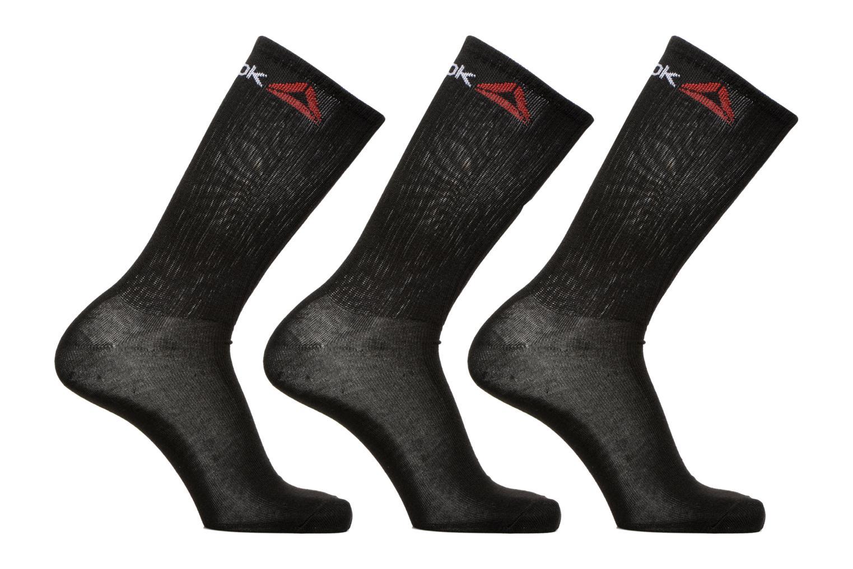 Socks & tights Reebok Chaussettes Crew Lot de 3 Black detailed view/ Pair view