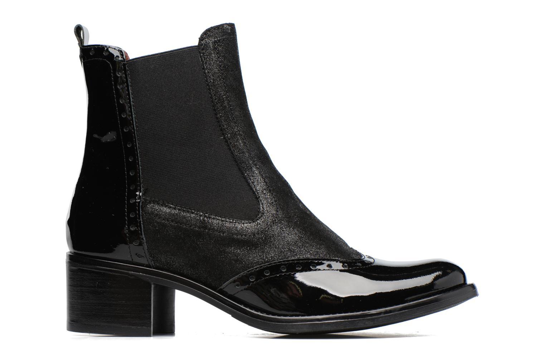 Bottines et boots Georgia Rose Napoli Noir vue derrière
