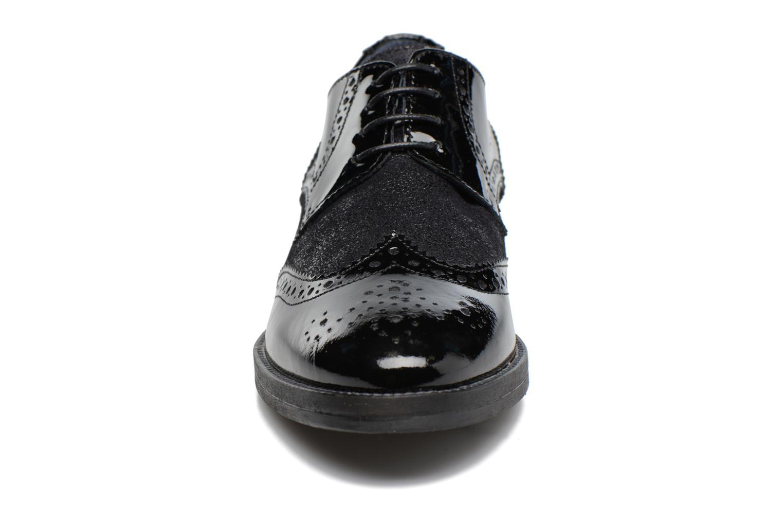 Chaussures à lacets Georgia Rose Nirvane Noir vue portées chaussures