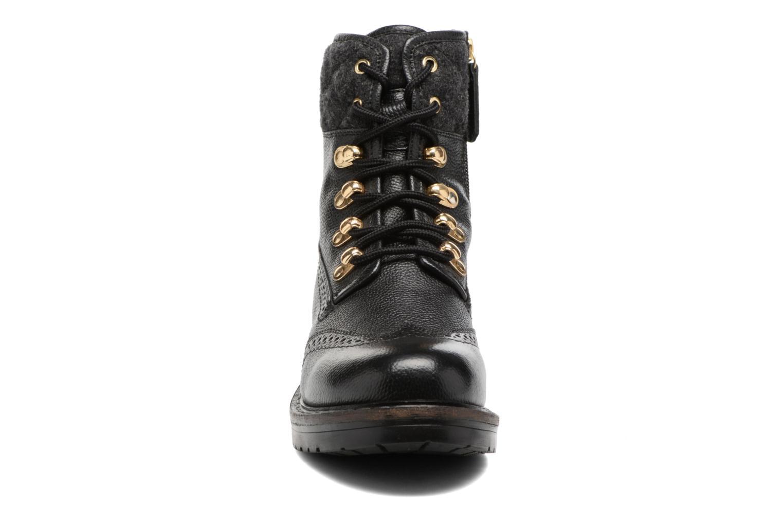 Bottines et boots Gioseppo Hopor Noir vue portées chaussures