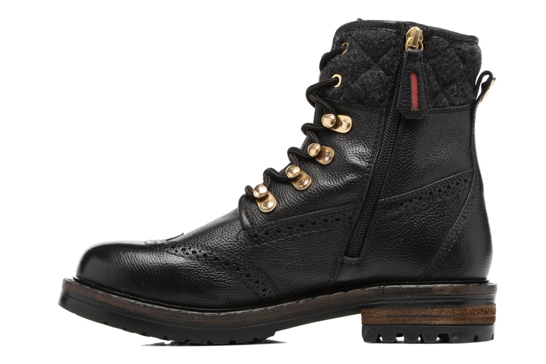 Bottines et boots Gioseppo Hopor Noir vue face