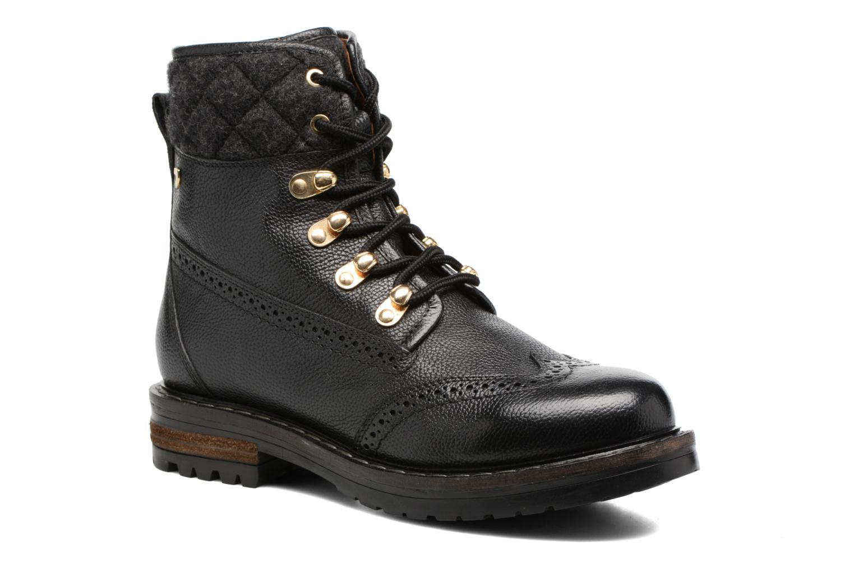 Gioseppo Hopor (Noir) - Bottines et boots chez Sarenza (305026)