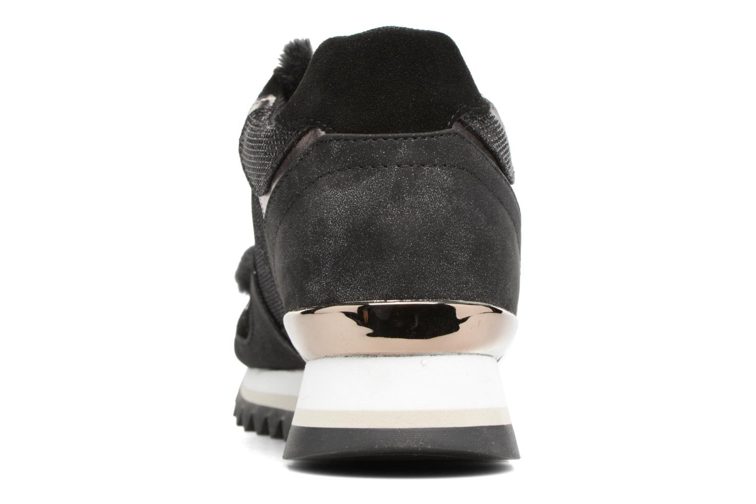 Trainers Gioseppo Popla Black view from the right