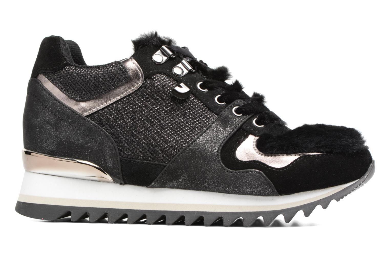 Sneakers Gioseppo Popla Zwart achterkant
