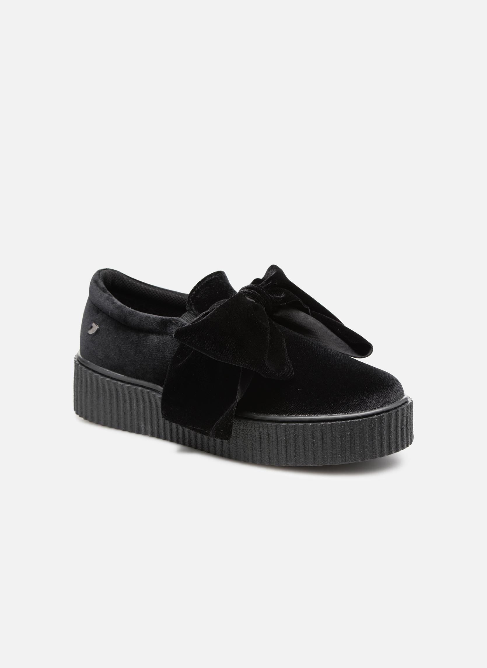 Loafers Gioseppo Asnole Grå detaljeret billede af skoene