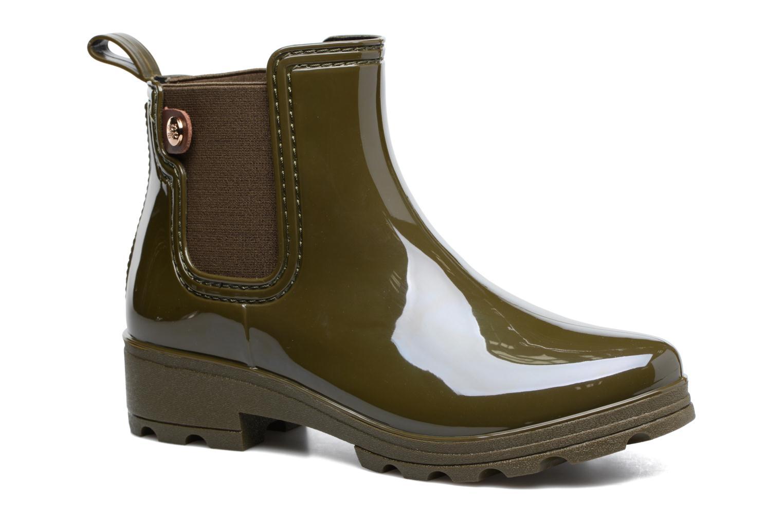 Bottines et boots Gioseppo Emie Vert vue détail/paire