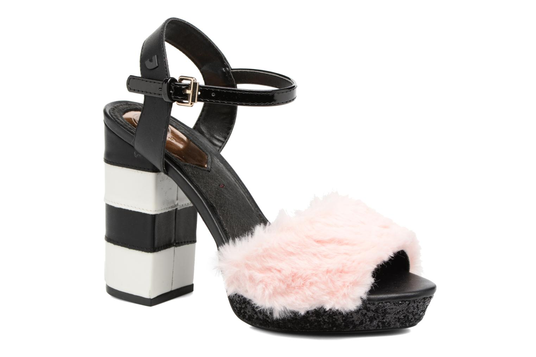 Sandales et nu-pieds Gioseppo Islie pink Rose vue détail/paire