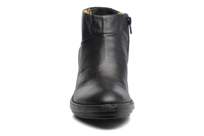 Bottines et boots Fly London SIPI Noir vue portées chaussures