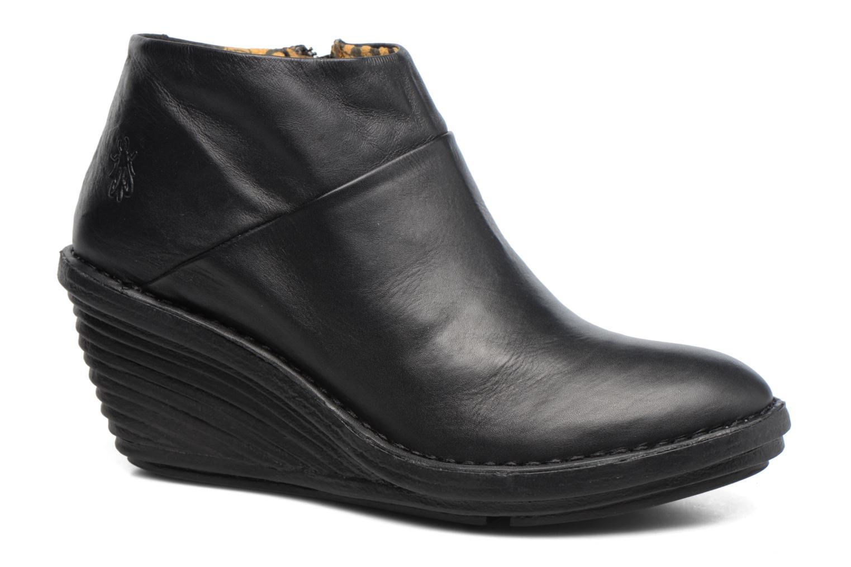 Bottines et boots Fly London SIPI Noir vue détail/paire