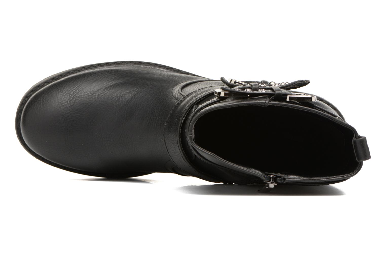 Bottines et boots MTNG Gilda Noir vue gauche