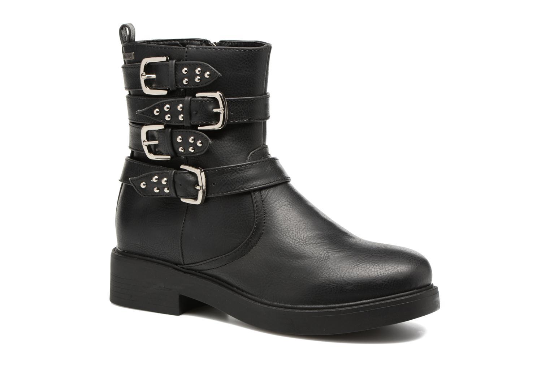 Bottines et boots MTNG Gilda Noir vue détail/paire