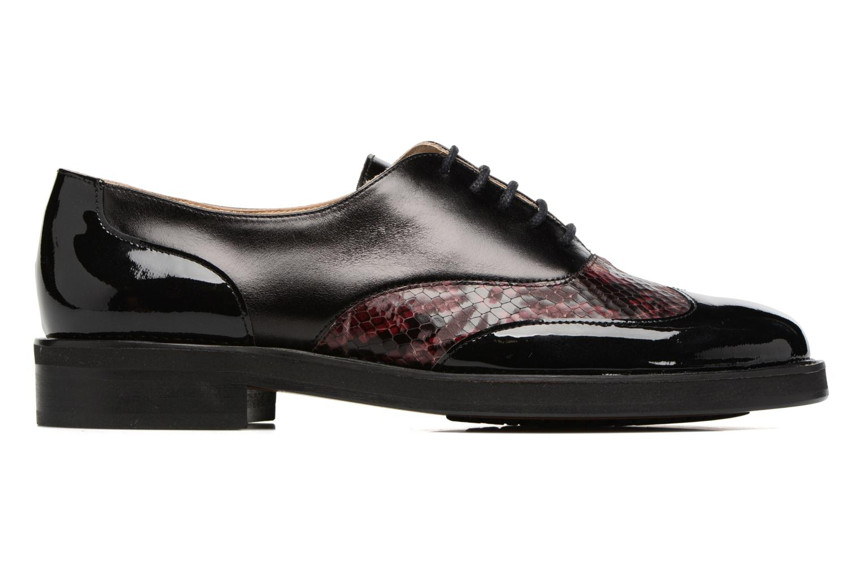 Chaussures à lacets MAURICE manufacture Jill Bordeaux vue derrière