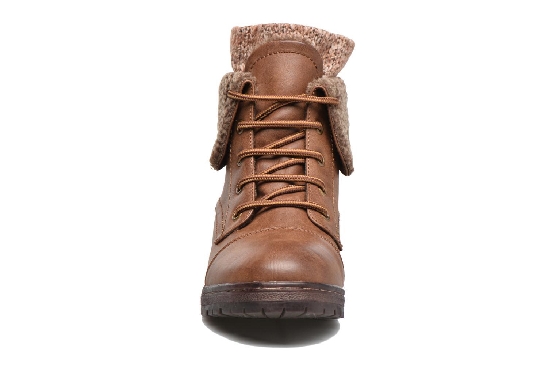 Bottines et boots Coolway Bring 2 Marron vue portées chaussures