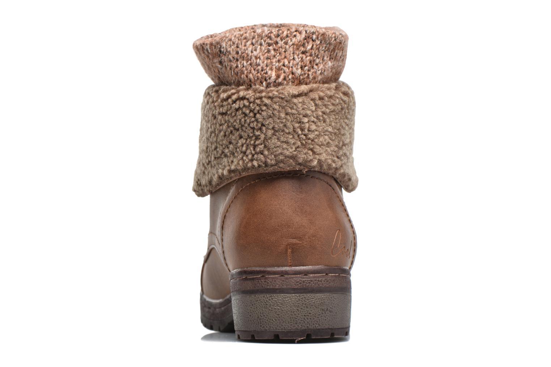 Bottines et boots Coolway Bring 2 Marron vue droite