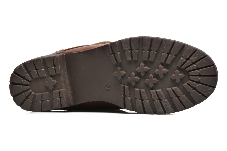 Bottines et boots Coolway Bring 2 Marron vue haut
