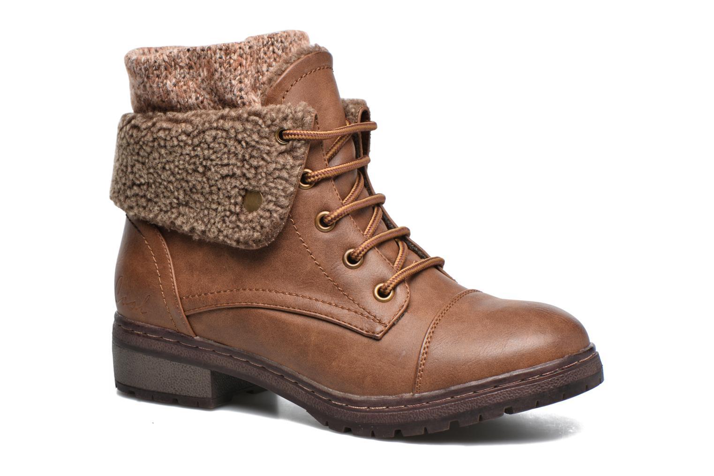 Bottines et boots Coolway Bring 2 Marron vue détail/paire