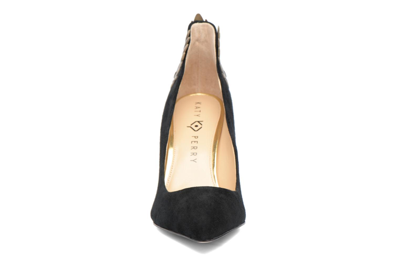 Escarpins Katy Perry The Starling Noir vue portées chaussures