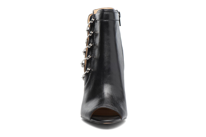 Bottines et boots Katy Perry The Unity Noir vue portées chaussures