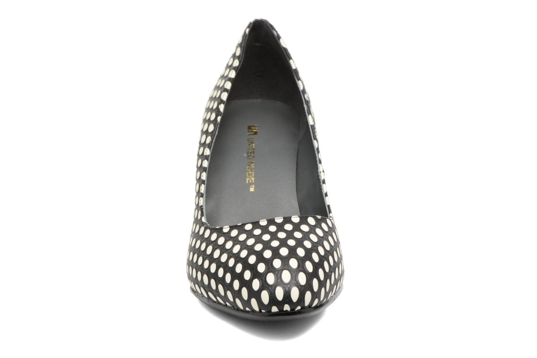 Escarpins United Nude Icon Pump Mid Noir vue portées chaussures