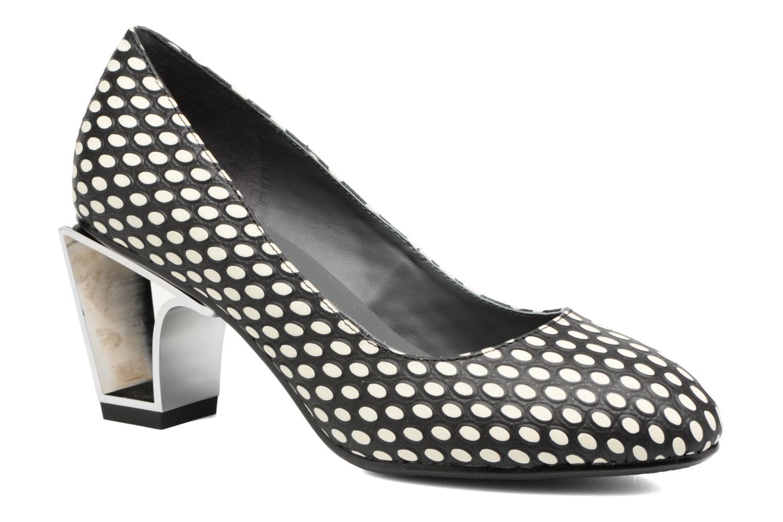 Últimos recortes de precios United Nude Icon Pump Mid (Negro) - Zapatos de tacón chez Sarenza