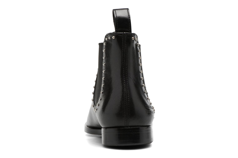 Bottines et boots Melvin & Hamilton Susane 37/R Noir vue droite