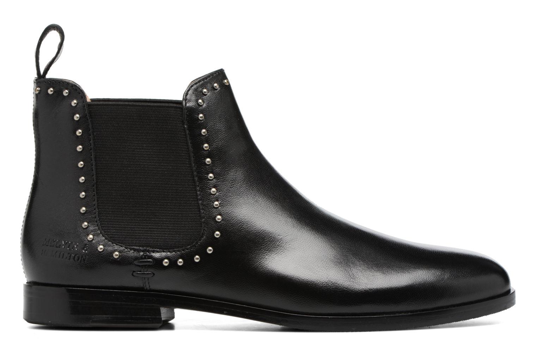 Bottines et boots Melvin & Hamilton Susane 37/R Noir vue derrière