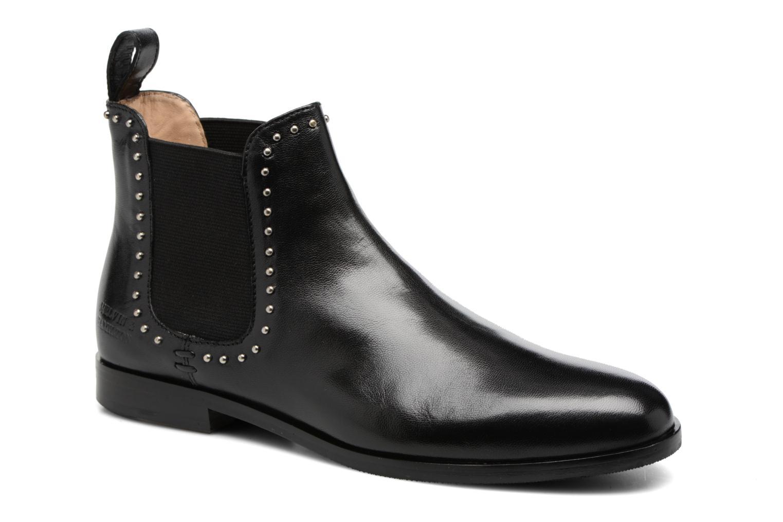 Bottines et boots Melvin & Hamilton Susane 37/R Noir vue détail/paire