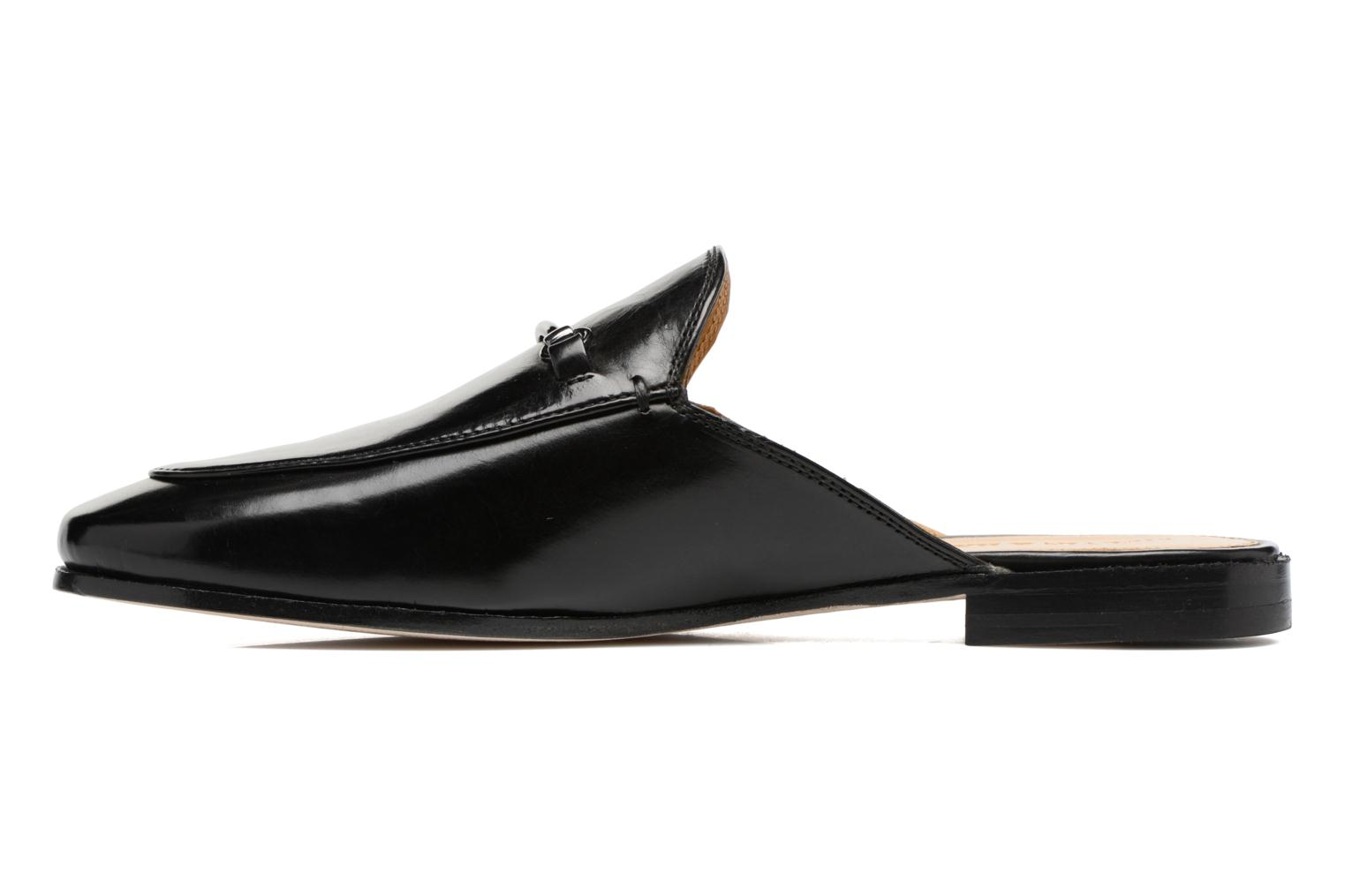 Loafers Melvin & Hamilton Scarlett 4 Black front view