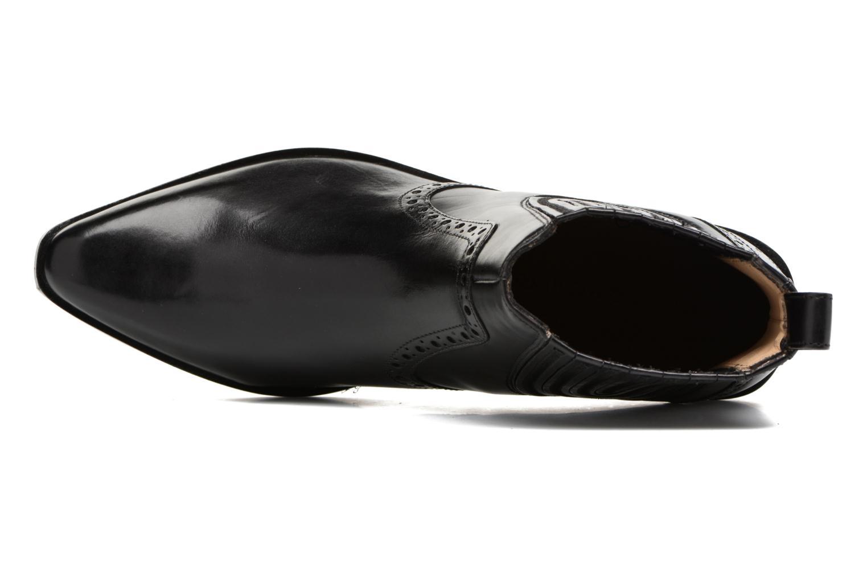 Marlin 3 crust black elastic black ls black