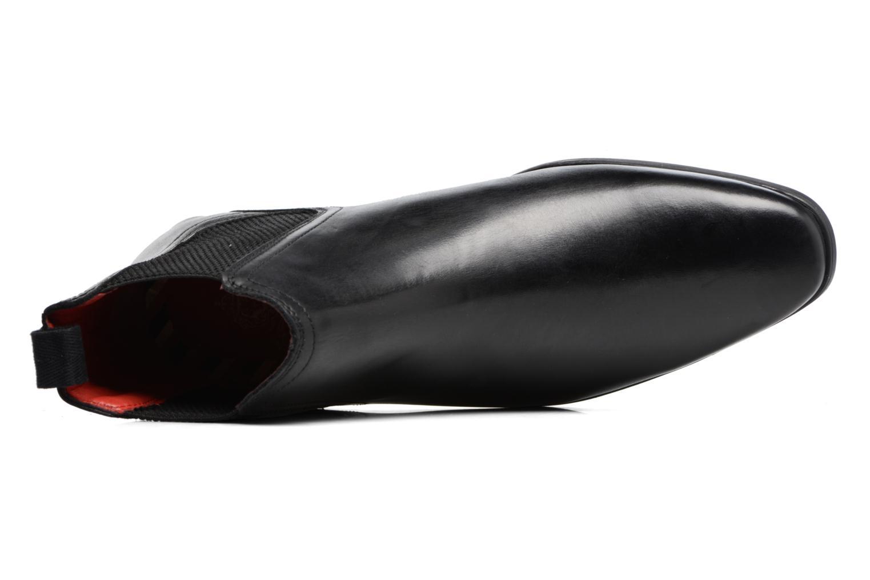 Guinea waxy black