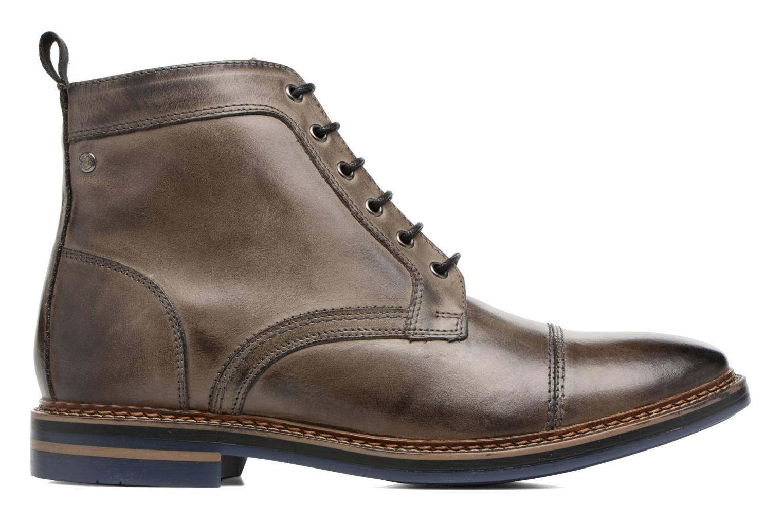 Bottines et boots Base London Hockney Gris vue derrière