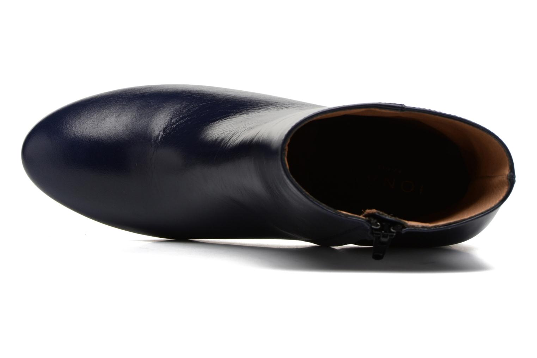 Boots en enkellaarsjes Jonak 11700 Blauw links
