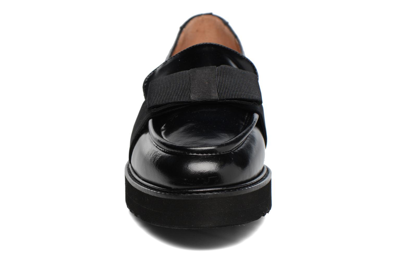 Mocassins Jonak Denly Noir vue portées chaussures