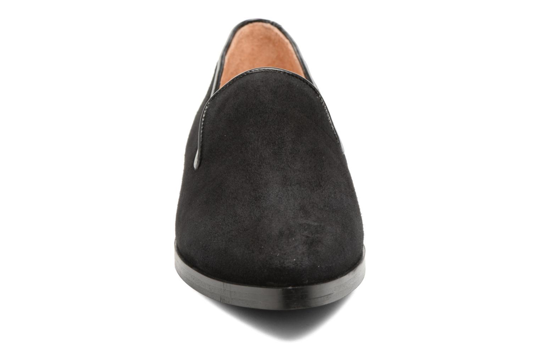Mocassins Jonak Aurore Noir vue portées chaussures