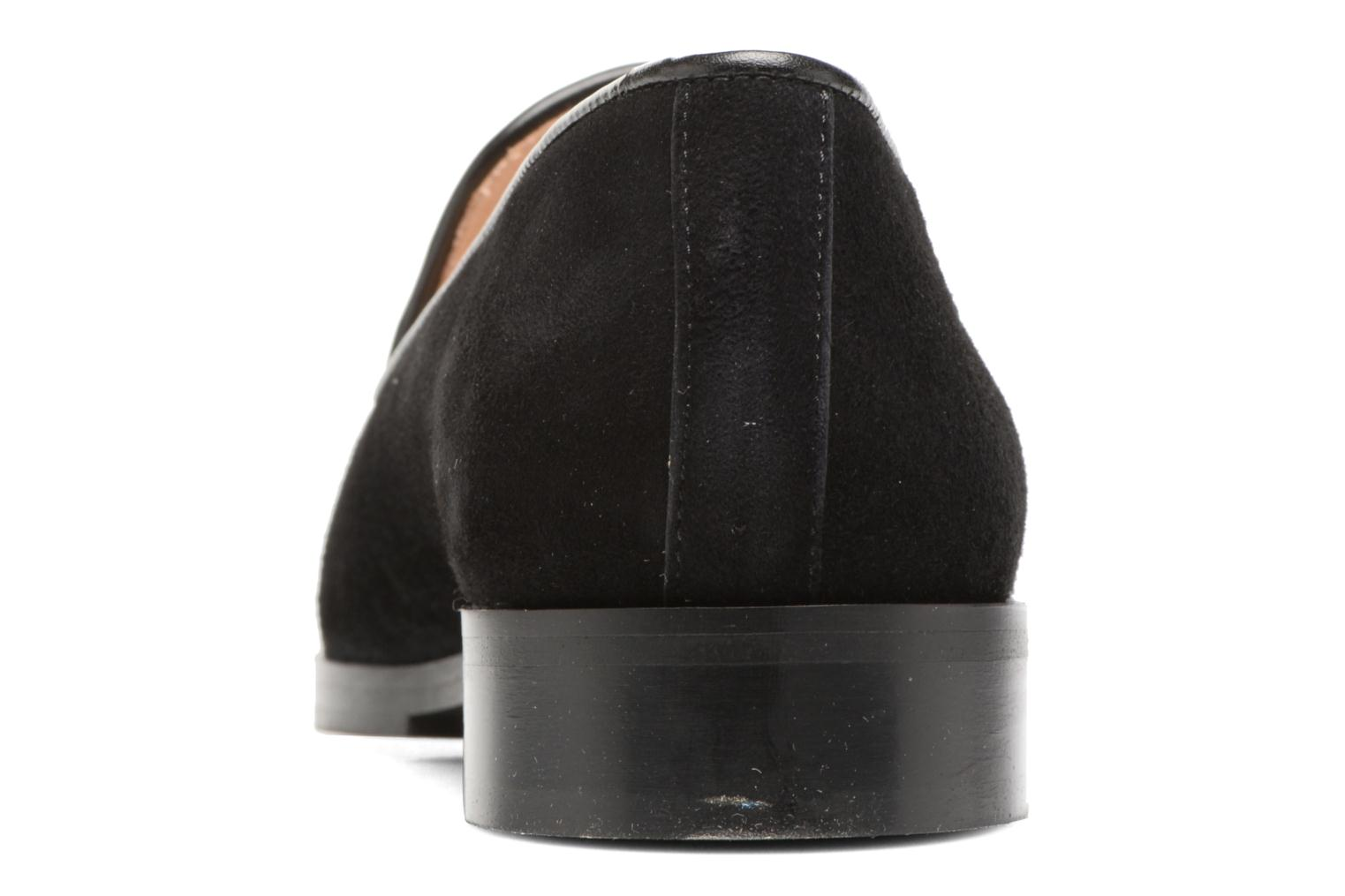 Loafers Jonak Aurore Black view from the right