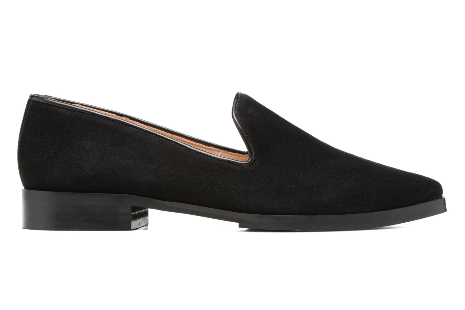 Loafers Jonak Aurore Black back view