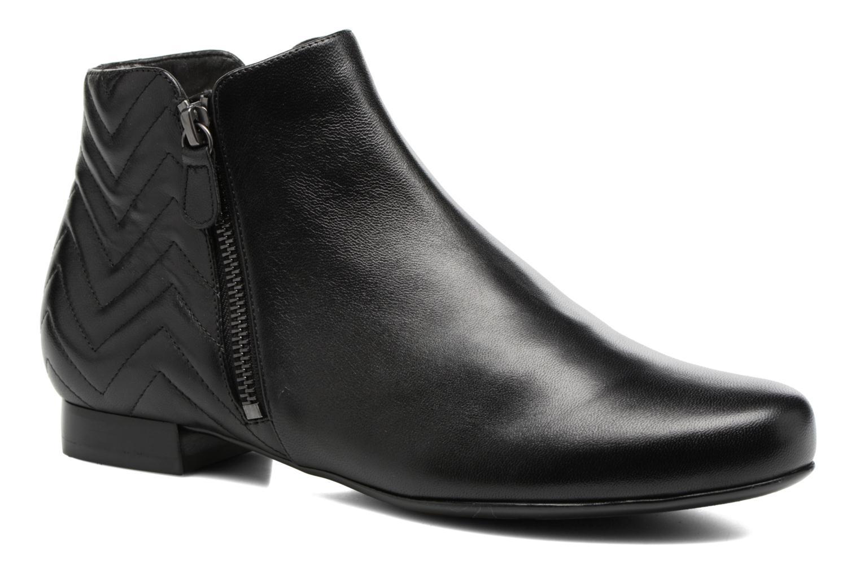 Hassia Lou 989 (Noir) - Bottines et boots chez Sarenza (305386)