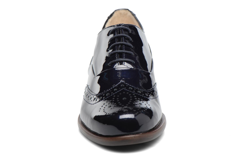 Chaussures à lacets Hassia Franci 1154 Bleu vue portées chaussures