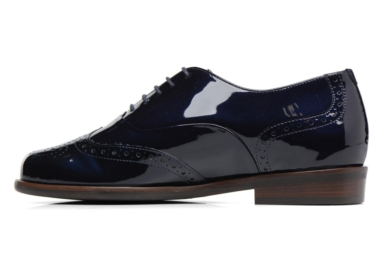 Chaussures à lacets Hassia Franci 1154 Bleu vue face