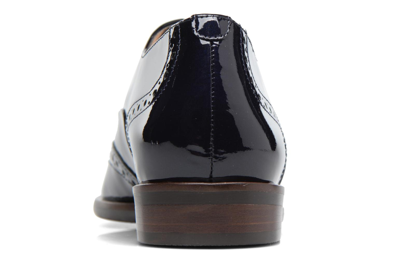 Chaussures à lacets Hassia Franci 1154 Bleu vue droite