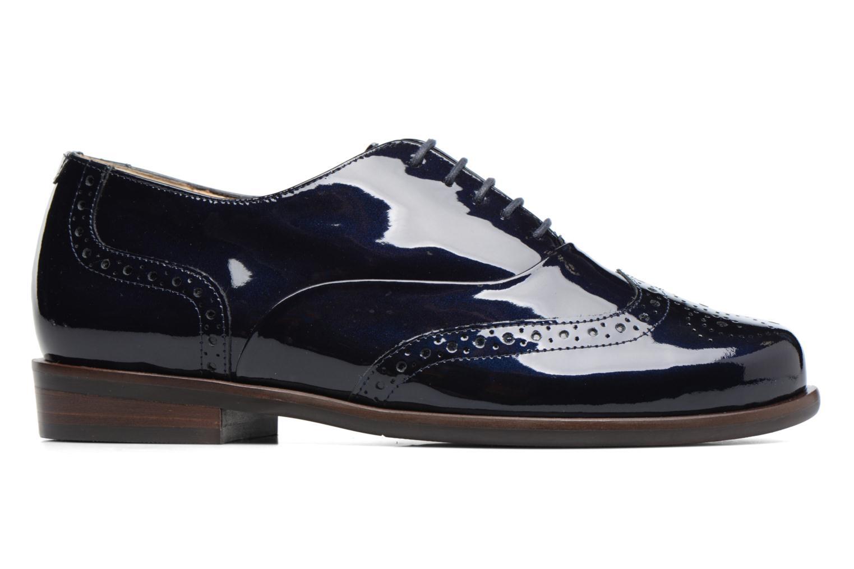 Chaussures à lacets Hassia Franci 1154 Bleu vue derrière