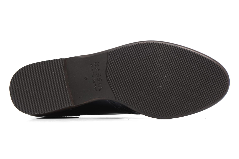 Chaussures à lacets Hassia Franci 1154 Bleu vue haut