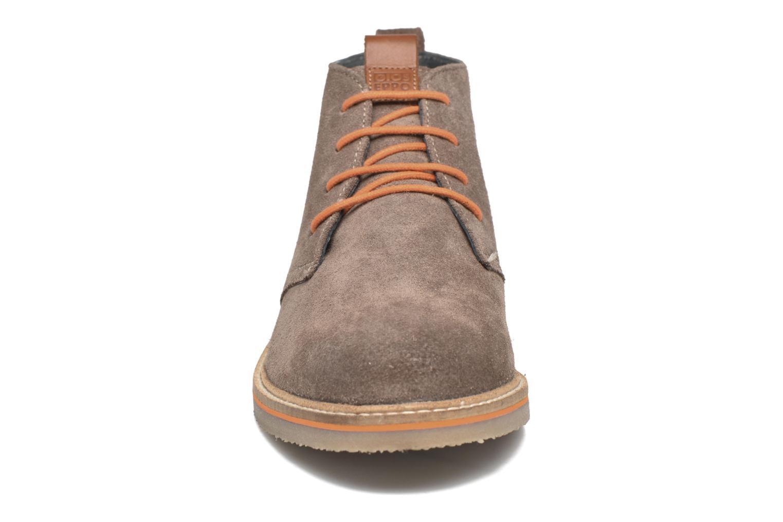Zapatos con cordones Gioseppo 42253 Marrón vista del modelo