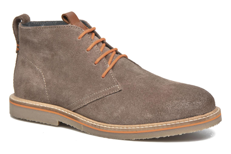 Zapatos con cordones Gioseppo 42253 Marrón vista de detalle / par